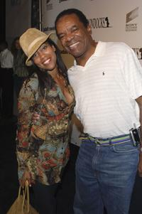 Regina King and John Witherspoon at the Los Angeles Launch Party For The TV Series