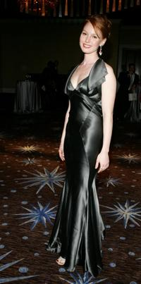 Alicia Witt at the 8th Annual Costume Designers Guild Awards.