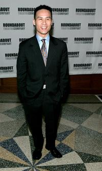 B.D. Wong at the Roundabout Theater 2005 Spring Gala.