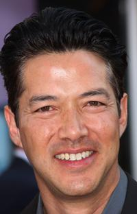 Russell Wong at the premiere of