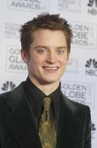 Elijah Wood at the 61st Golden Globe Awards.