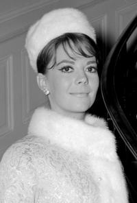 A File Photo of Actress Natalie Wood, Dated 19, September 1964.