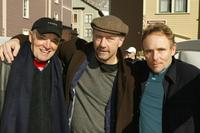 Tom Bower, Xander Berkeley and Robert Knott at the 2004 Sundance Film Festival.