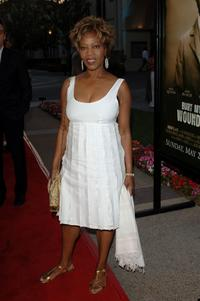 Alfre Woodard at the Los Angeles premiere of HBOs