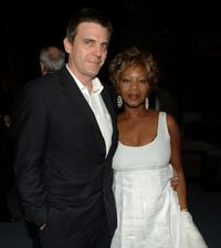 Alfre Woodard and Roderick Spencer at the Los Angeles premiere of HBOs