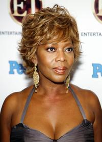 Alfre Woodard at the 10th Annual Entertainment night Emmy Party sponsored by People Magazine held at the Mondrian.