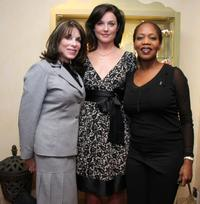 Alfre Woodard, Kate Linder and Elisabeth Rohm at