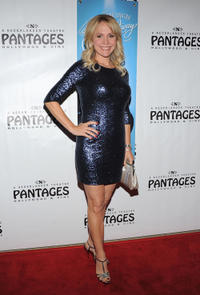 Barbara Alyn Woods at the California premiere of