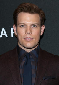 Jake Lacy at the New York premiere of