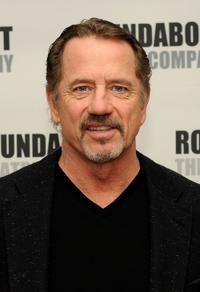 Tom Wopat at the meet and greet for Broadway's