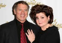 Tom Wopat and Faith Prince at the after party of the opening night of