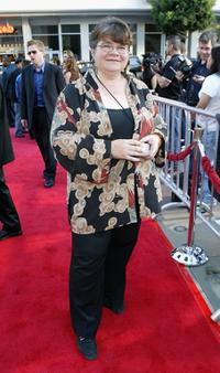 Wendy Worthington at the world premiere of