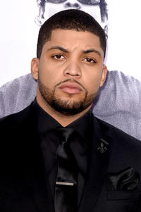 O'Shea Jackson, Jr. at the premiere of Universal Pictures and Legendary Pictures' 'Straight Outta Compton'.