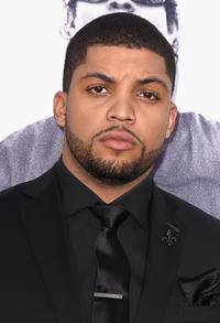 O'Shea Jackson Jr. at the California premiere of