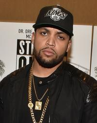 O'Shea Jackson Jr. at the VIP screening of