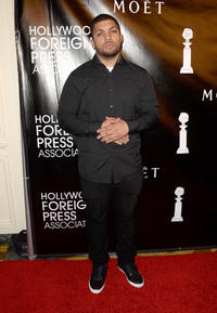 O'Shea Jackson Jr. at the HFPA Annual Grants Banquet.
