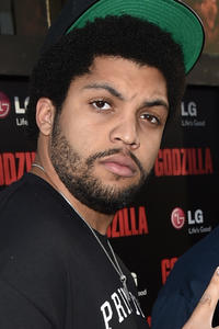 O'shea Jackson, Jr. at the L.A. premiere of
