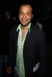 Jeffrey Wright at the Tribeca Film Festival Filmmakers Opening Night Party.