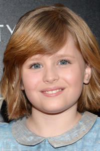 Lulu Wilson at the