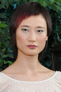 Ping Wu at the New York premiere of