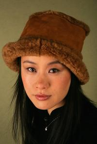 Vivian Wu at the 2006 Sundance Film Festival.