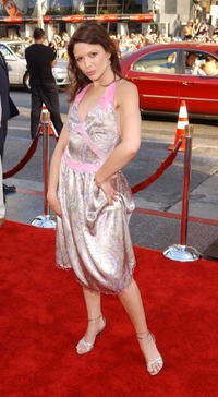 Kari Wuhrer at the world premiere of