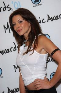 Kari Wuhrer at the My VH1 Music Awards.