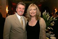 John Reilly and Sharon Wyatt at the NBC's