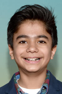 Neel Sethi at the Nickelodeon's 2016 Kids' Choice Awards at The Forum.