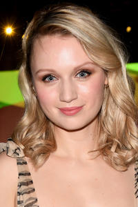 Emily Berrington at the THREE Empire awards in London.