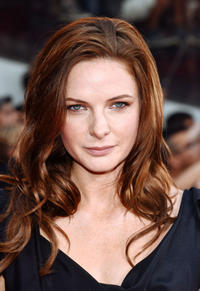 Rebecca Ferguson at the New York premiere of