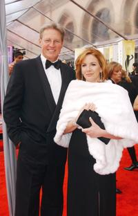 Bruce Boxleitner and Melissa Gilbert at the 10th Annual Screen Actors Guild Awards.