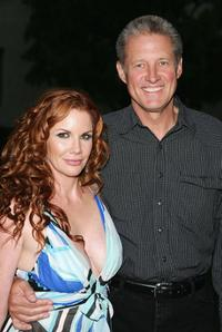 Bruce Boxleitner and Melissa Gilbert at the Season Four Premiere Screening Of