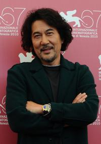 Koji Yakusho at the 67th Venice Film Festival.