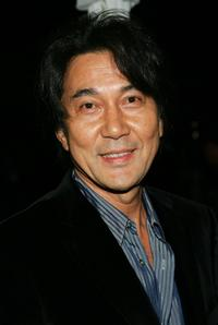 Koji Yakusho at the Toronto International Film Festival gala presenation of