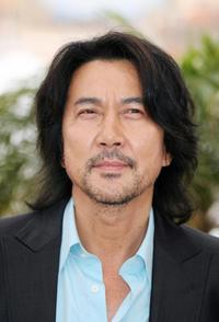 Koji Yakusho at the photocall of
