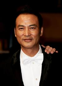 Simon Yam at the screening of