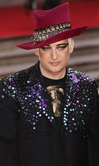 Boy George at the Brit Awards 2006.