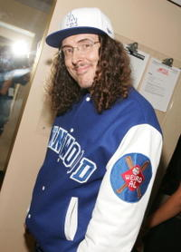 Weird Al Yankovic at the American Music Awards.