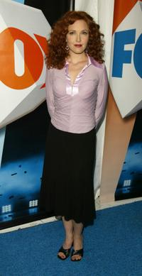 Amy Yasbeck at the Fox Announces 2004-2005 Primetime Schedule.