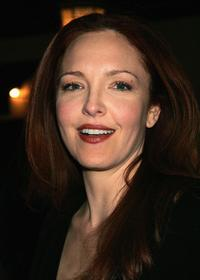 Amy Yasbeck at the celebrity opening night of the Broadway bound show