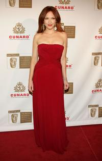 Amy Yasbeck at the 14th Annual Britannia Awards.