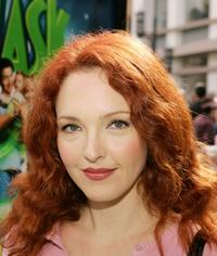 Amy Yasbeck at the premiere of