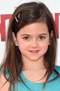 Abby Ryder Fortson at the Los Angeles premiere of