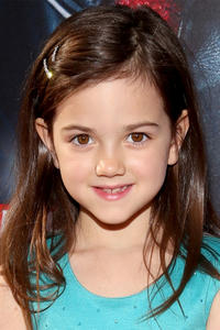 Abby Ryder Fortson at the California world premiere of