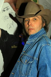 Dwight Yoakam at the Academy of Country Music Awards.