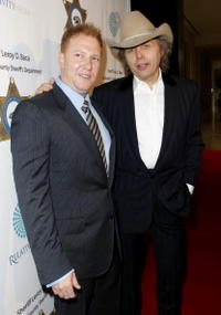Ryan Kavanaugh and Dwight Yoakam at the 23rd Annual