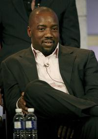 Malik Yoba at the 2007 Winter Television Critics Association Press Tour.
