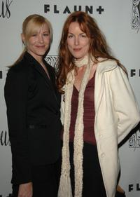 Jody Britt and Kathleen York at the Flaunt Magazine Presents Nefarious Fine Jewelry.