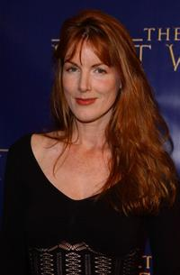 Kathleen York at the 100th Episode celebration of